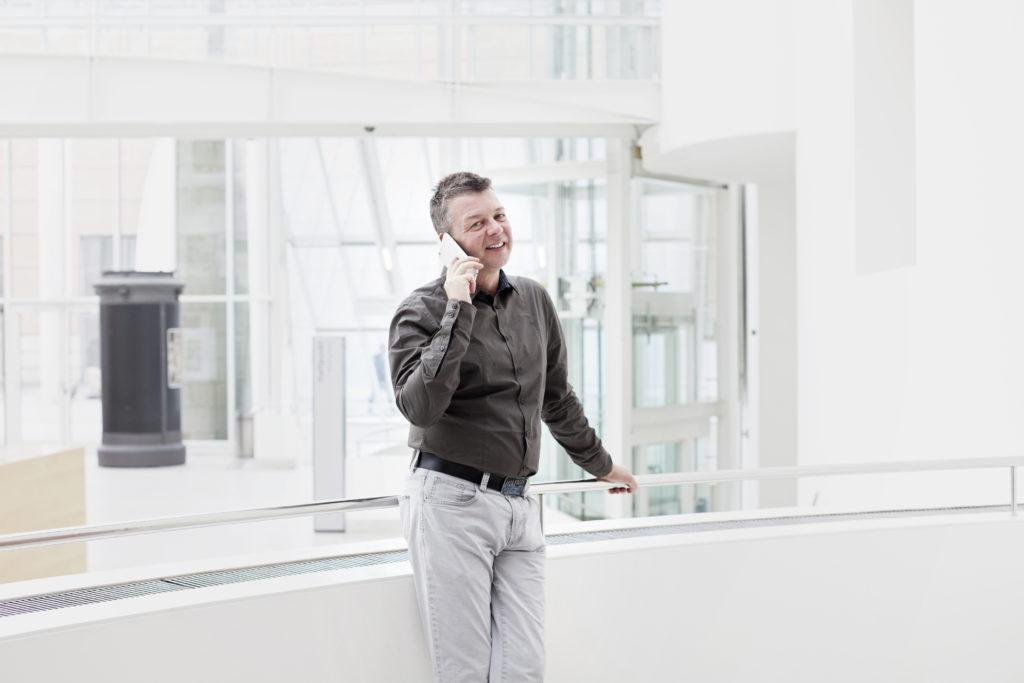 Mario Kraus AGILE MASTER by online-banker.de