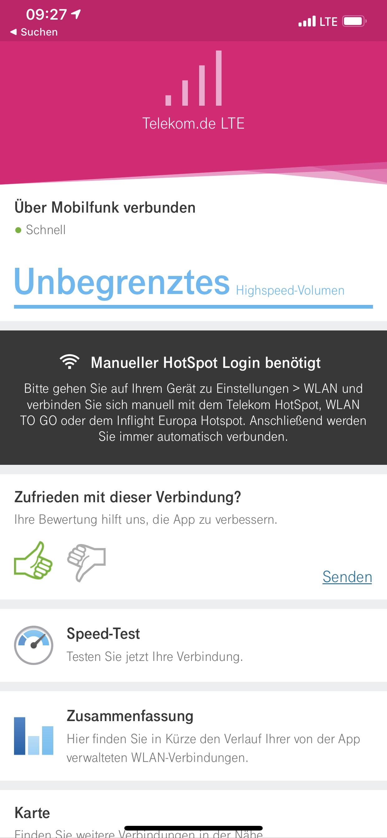 unbegrenztes Datenvolumen online-banker.de